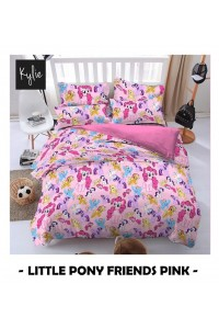 KLA 0219-007 Little Pony Friends Pink