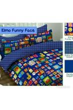 KLA 1018-007 Elmo Funny Face Biru