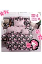 KLA 0719-004 Hello Kitty Sakura hitam