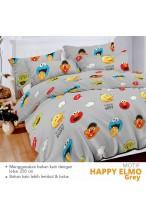 KLA 0819-006 Happy Elmo Grey